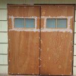 garage door one